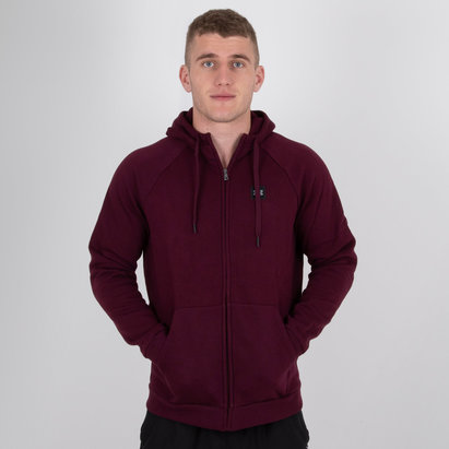 Under Armour Rival Full Zip Fleece Hooded Sweat
