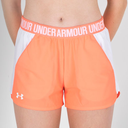 Under Armour Ladies Play Up 2.0 Training Shorts