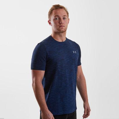 Under Armour Armour Siphon Short Sleeve Fade Novelty T Shirt