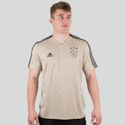 adidas Ajax 18/19 Players S/S Football Training Shirt