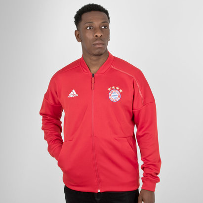 adidas Bayern Munich 18/19 ZNE Football Jacket