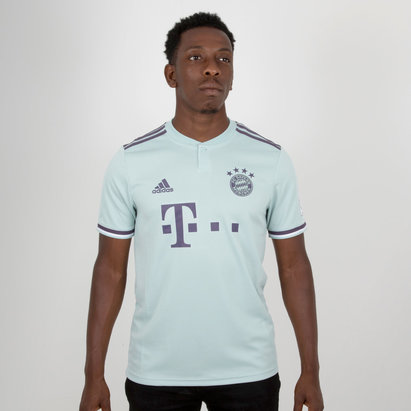 adidas Bayern Munich 18/19 Away S/S Football Shirt
