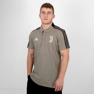 adidas Juventus 18/19 Players Football Polo Shirt