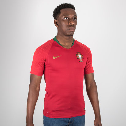 Nike Portugal 2018 Home Authentic Match S/S Football Shirt