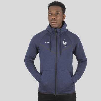 Nike France 2018 Tech Fleece Windrunner Football Jacket