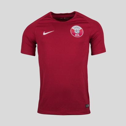 Nike Qatar 2018 Home S/S Stadium Football Shirt