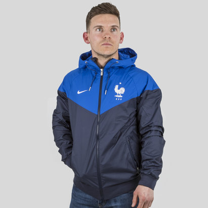 Nike France 2018 Windrunner Football Jacket