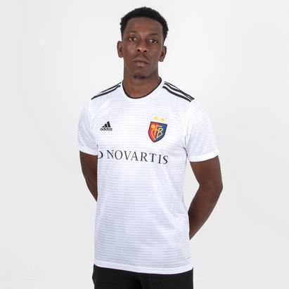 adidas FC Basel 18/19 Away S/S Replica Football Shirt