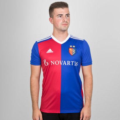 adidas FC Basel 18/19 Home S/S Replica Football Shirt