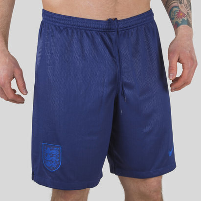 Nike England 2018 Home Football Shorts