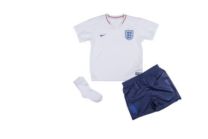 Nike England 2018 Home Infant Replica Football Kit