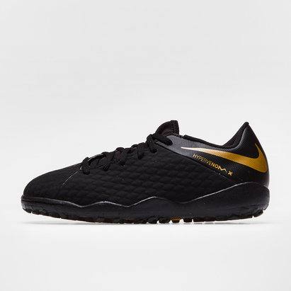 Nike Hypervenom III Kids Academy TF Football Trainers