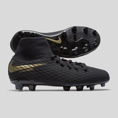 Nike Hypervenom Phantom III Academy D-Fit Kids FG Football Boots