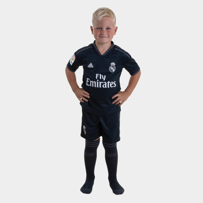 adidas Real Madrid 18/19 Away Kids Replica Football Kit