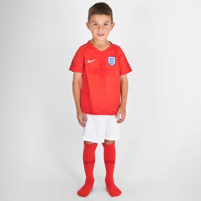 Nike England 2018 Away Mini Kids Replica Football Kit