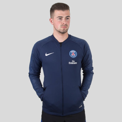 Nike Paris Saint-Germain 18/19 Players Football Training Jacket