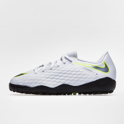 ff688865933 Nike Hypervenom III Kids Academy TF Football Trainers