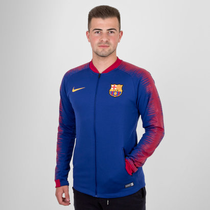 Nike FC Barcelona 18/19 Players Football Jacket