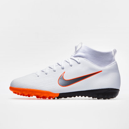 Nike Mercurial SuperflyX VI Kids Academy GS TF Football Trainers