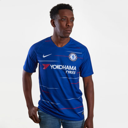 Nike Chelsea FC 18/19 Home S/S Stadium Football Shirt