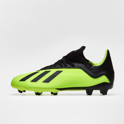 adidas X 18.3 Kids FG Football Boots