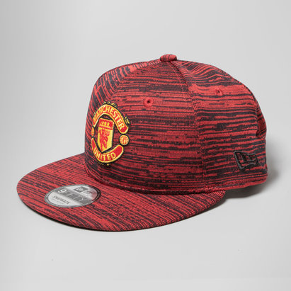 New Era Manchester United Engineered 9Fifty Football Snapback Cap