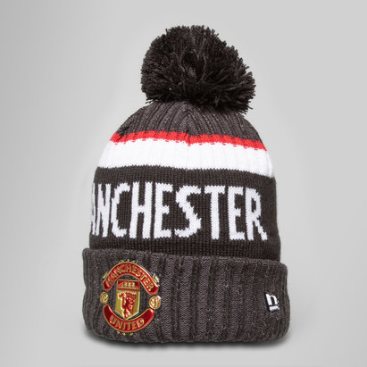 New Era Manchester United Marl Jake Knit Bobble Football