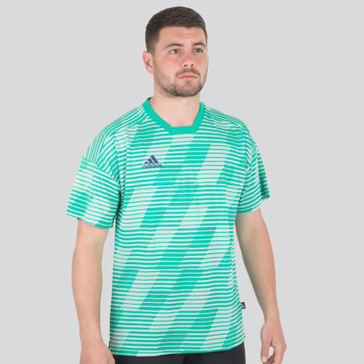 adidas Tango Engineered S/S Football Training Shirt