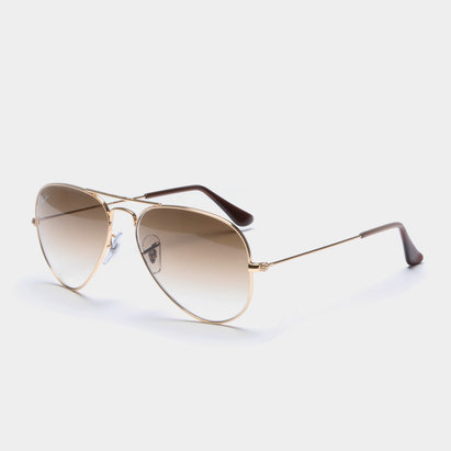 Ray-Ban 3025 001 Aviator Large Sunglasses