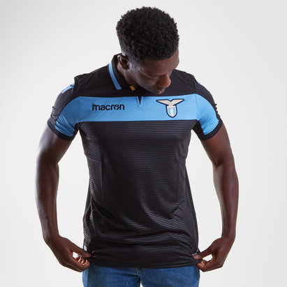 Macron Lazio 18/19 3rd S/S Football Shirt