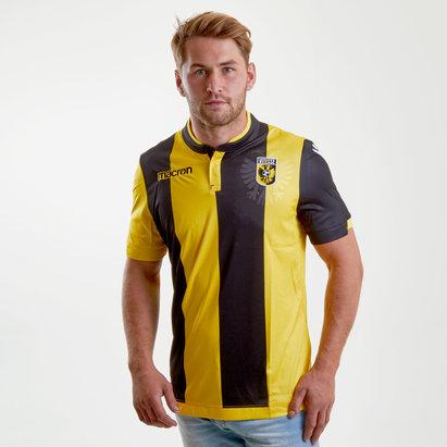 Macron Vitesse 18/19 Home S/S Football Shirt