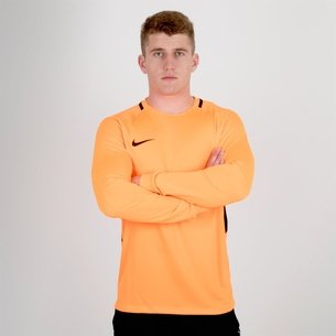 Nike Park III Long Sleeve Football Shirt Mens