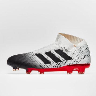 0710441e8078 adidas Nemeziz 18+ 360 Agility FG Football Boots