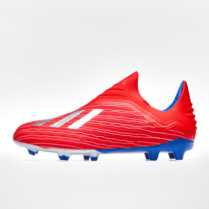 adidas X 18+ FG Kids Football Boots