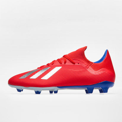 adidas X 18.3 FG Football Boots
