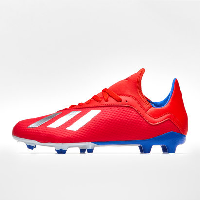 adidas X 18.3 Firm Ground Football Boots Mens