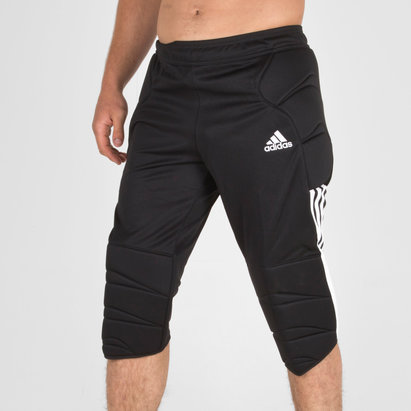 adidas Tierro 13 3/4 Padded Goalkeeper Shorts