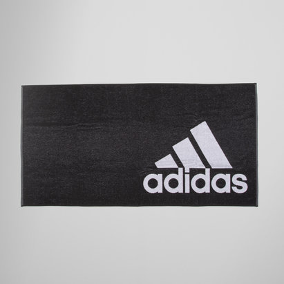 adidas Logo Large Sports Towel