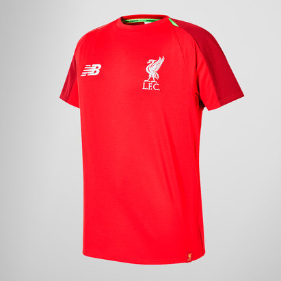 New Balance Liverpool FC 18/19 Infant Elite Training Shirt
