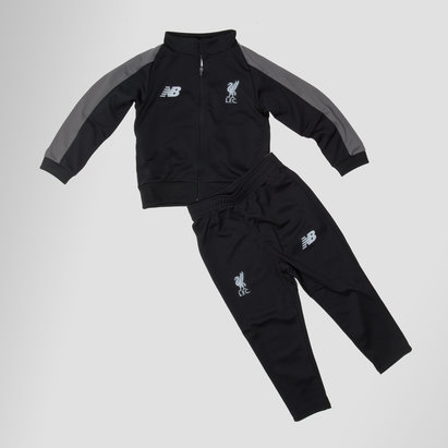 New Balance Liverpool FC 18/19 Elite Kids Training Track Suit