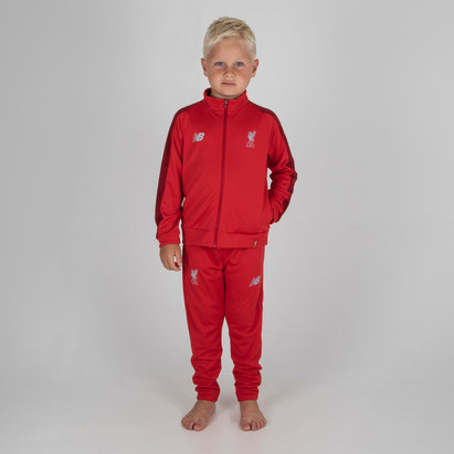 New Balance Liverpool FC 18/19 Elite Kids Training Track Suit