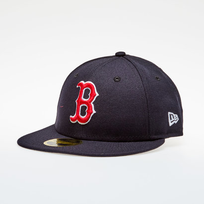New Era MLB Boston Red Sox 59Fifty Low Profile Snapback Cap
