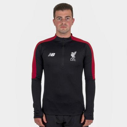 New Balance Liverpool FC 18/19 Elite Training Hybrid Sweatshirt - No Sponsor