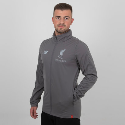 New Balance Liverpool FC 18/19 Elite Training Precision Rain Jacket