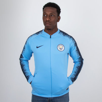 Nike Manchester City 18/19 Anthem Football Jacket
