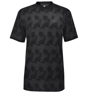 adidas Tango Short Sleeve T Shirt Mens