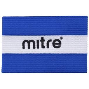 Mitre Captains Armband Blue