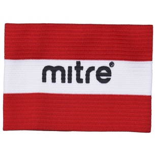 Mitre Captains Armband Red