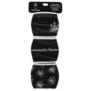 NUFC 3 Pack Adults Face Masks