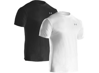 Under Armour HeatGear Mens Original Relaxed Crew Neck Top